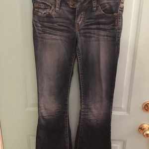 Silver jeans Tuesday size 29